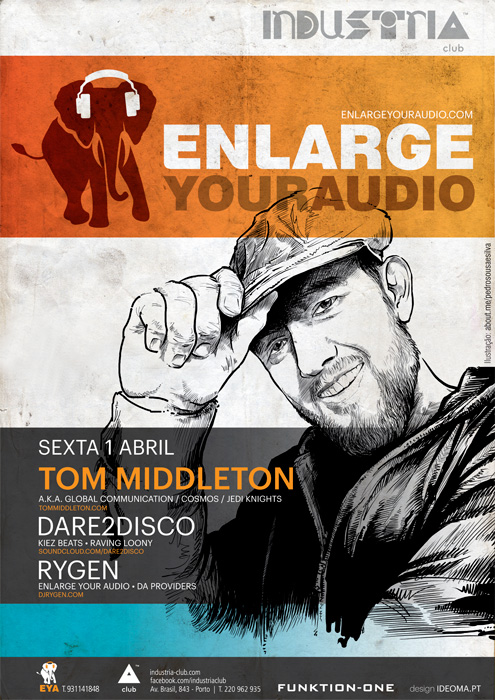 ENLARGE YOUR AUDIO #10