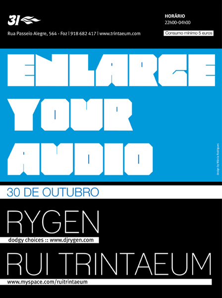 ENLARGE YOUR AUDIO #1