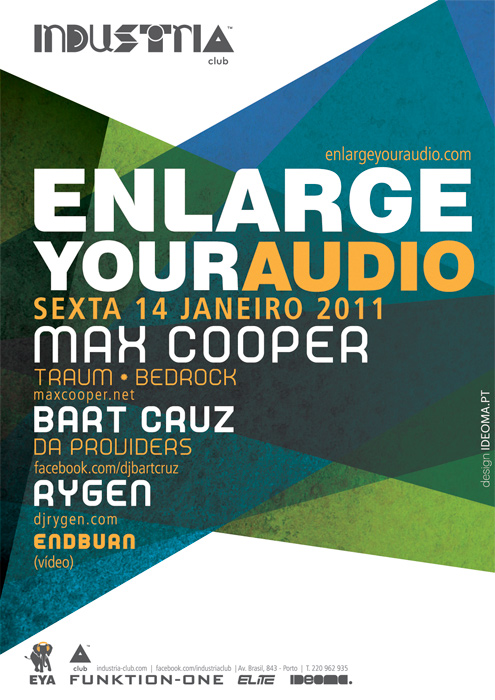 ENLARGE YOUR AUDIO #8
